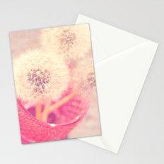 Sweet pom poms Stationery Cards