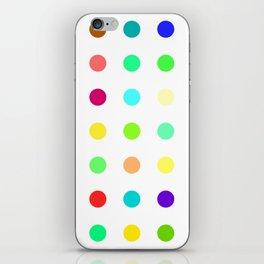 Eszoplicone iPhone Skin