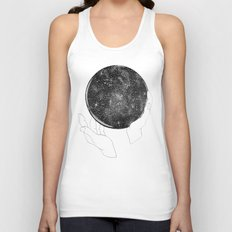 The Stargazer's Future is the Past Unisex Tank Top