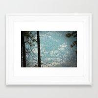 canada Framed Art Prints featuring Canada by rhythmmess