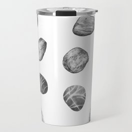 Stones drawing Travel Mug