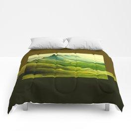 The Pinnacles Comforters