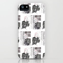Little Edie iPhone Case