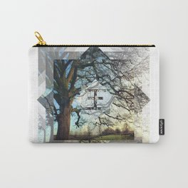 Geo Tree Carry-All Pouch