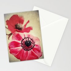 Sweet Anemone II  Stationery Cards