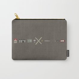 X-Files Carry-All Pouch