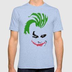 Joker MEDIUM Tri-Blue Mens Fitted Tee