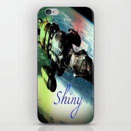 Shiny Firefly iPhone Skin