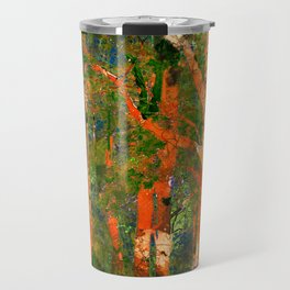 Forest Fire Travel Mug