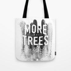 More trees Tote Bag
