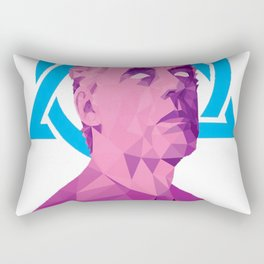 Jordan Peterson - Archetypal Aesthetic Rectangular Pillow