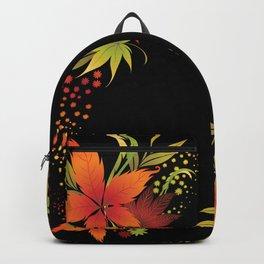 Autumn Leaves Medley  Backpack
