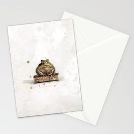 The Toad Stationery Cards