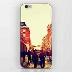 Moving on iPhone & iPod Skin