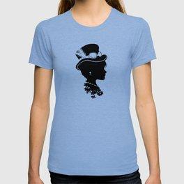 Steampunk Silhouette  T-shirt