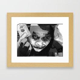 Jokher Johnavich... Framed Art Print