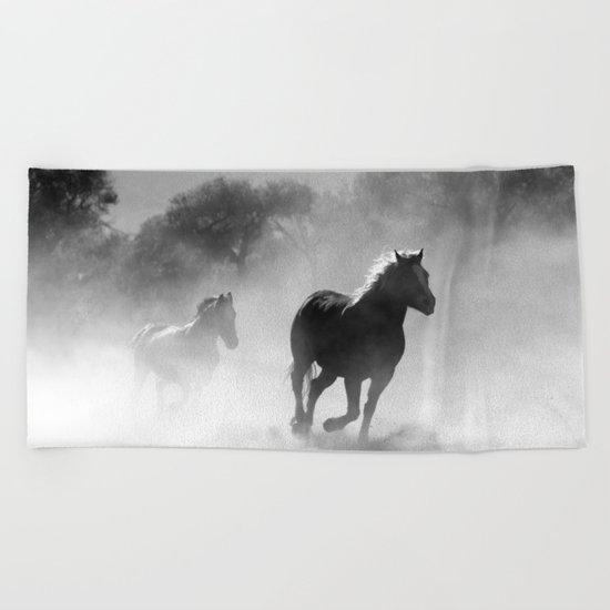 Wild Beach Towel