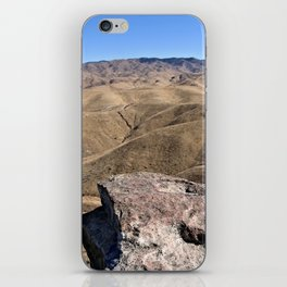 Cliffland iPhone Skin