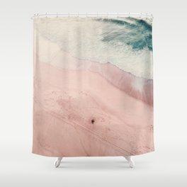 sea of love III Shower Curtain