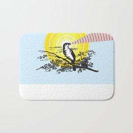 Birdsong Bath Mat
