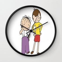 Bolek i Lolek   Wall Clock
