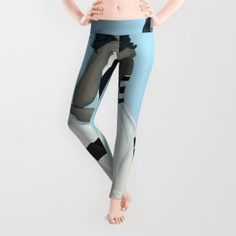 First Lady Michelle Obama Leggings