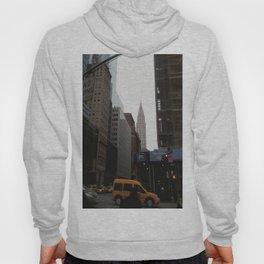 The Chrysler Building, NYC. February 2014 Hoody