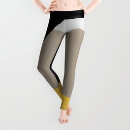 Mid Century Minimal 5 Leggings