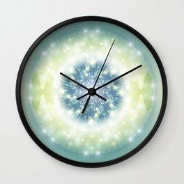 no.136 Wall Clock