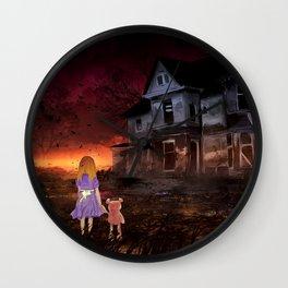 Alice na Casa Assombrada Wall Clock