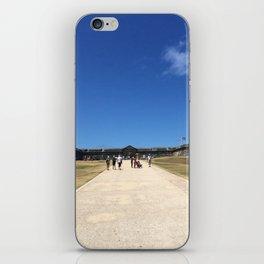 San Felipe del Morro Fortress iPhone Skin