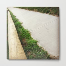 To the Point. Metal Print