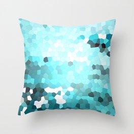 Hex Dust 2 Throw Pillow