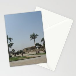 Temple of Luxor, no. 7 Stationery Cards
