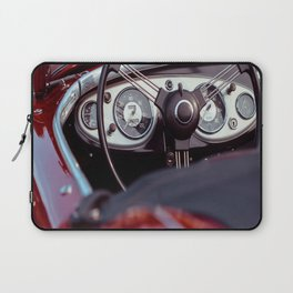 My Red Convertible Laptop Sleeve