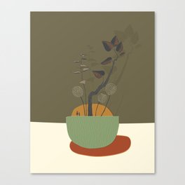 Centerpiece - A Quiet Life Canvas Print