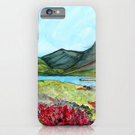 Long Lake, Alaska iPhone Case