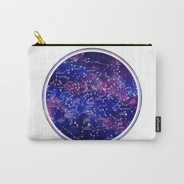 Star Map III Carry-All Pouch
