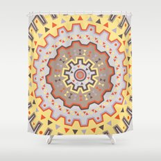 Untitled Pattern Shower Curtain