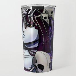 Skull Queen Travel Mug