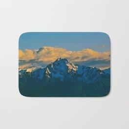 Pioneer Peak - Mat-Su Valley Bath Mat