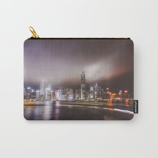 Night city 5 Carry-All Pouch