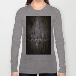 Ice on the Wire Long Sleeve T-shirt