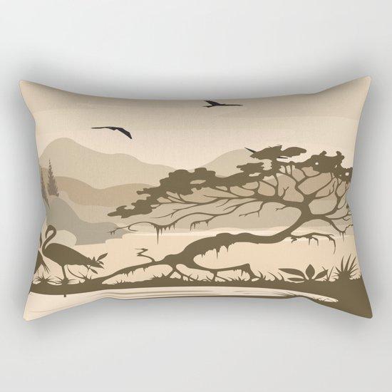My Nature Collection No. 56 Rectangular Pillow