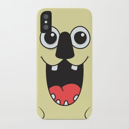 ABOMINABLE iPhone Case