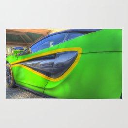 Dubai SuperCars Rug