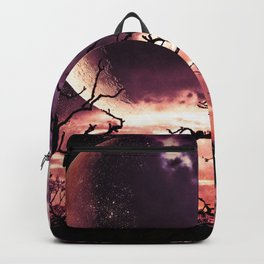 Dark Lunar Backpack
