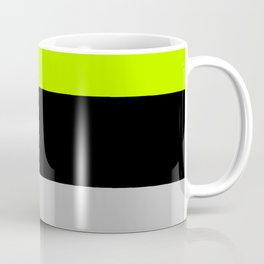 Couleurs imaginaires :Drapeau de Petaouchnok. Coffee Mug