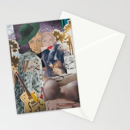 Collage of a Couple Stationery Cards