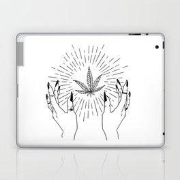 Hail Mary Laptop & iPad Skin